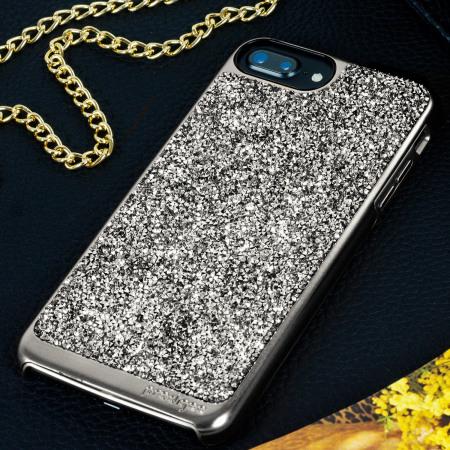 coque iphone 7 plus glitter
