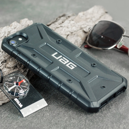 info for 679cb b64c5 UAG Pathfinder iPhone 8 / 7 Rugged Case - Black / Black