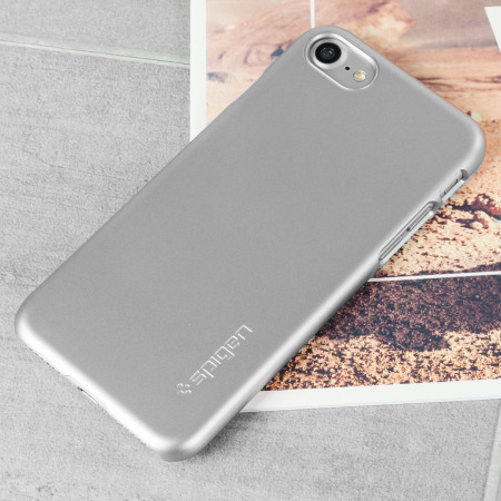 coque iphone 7 silver