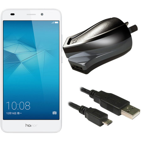 High Power 2.4A Huawei Honor 5C Wall Charger - Australian Mains