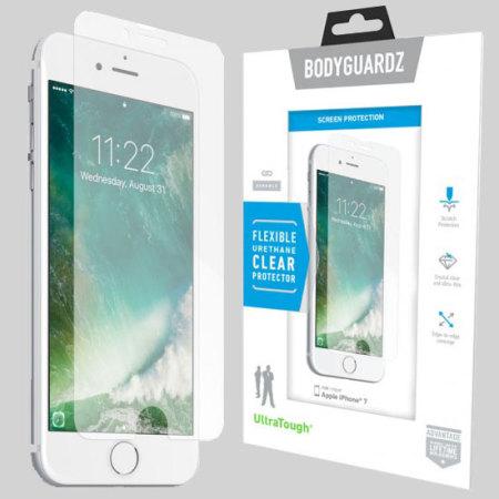 best service 30561 e2824 Bodyguardz Ultra Tough iPhone 7 Screen Protector