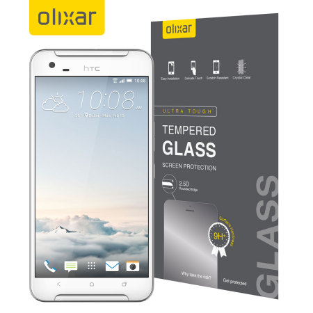 Olixar HTC One X9 Tempered Glass Screen Protector