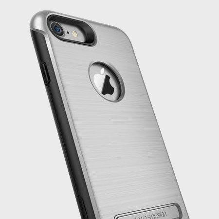 VRS Design Duo Guard iPhone 7 Case - Zilver