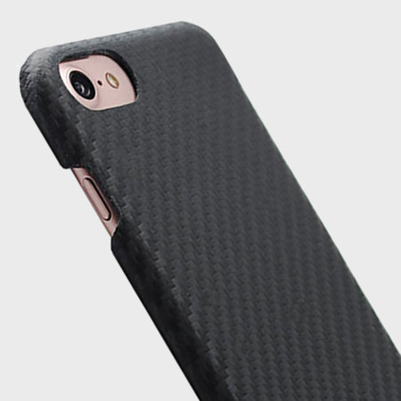 coque iphone xs carbone veritable