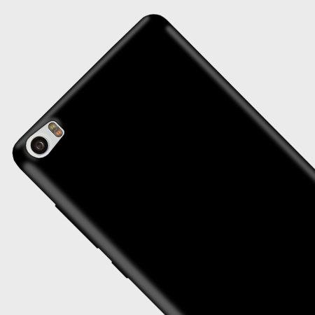 Olixar Flexishield Xiaomi Mi Note 2 Gel Case - Solid Black