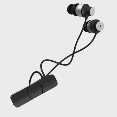 Ecouteurs Bluetooth Zagg IFROGZ Impulse – Noir / Argent