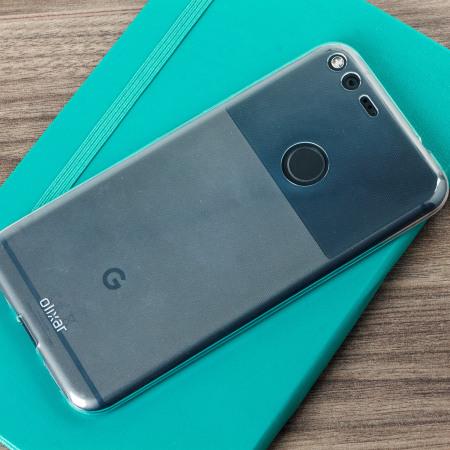 Cas De Gel Transparent Pour Pixel Google 1JNkr4