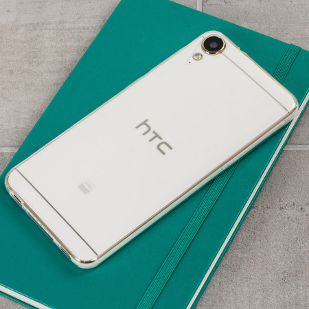 598312f31e7 Funda HTC Desire 10 Lifestyle Olixar FlexiShield Gel - Transparente