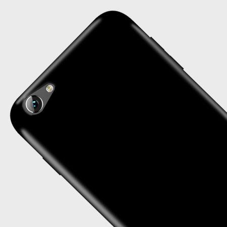 Olixar FlexiShield Archos 55 Helium Gel Case - Solid Black