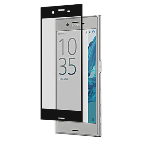 the aftermath roxfit sony xperia xz tempered glass screen protector black ingenuity the