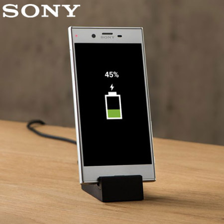 Offizielle Sony DK60 Mikro USB Ladestaion für Xperia Smartphones
