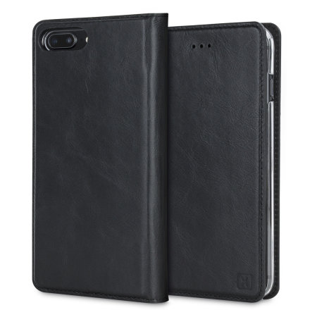 Housse iphone 8 7 plus olixar portefeuille cuir for Housse iphone 8
