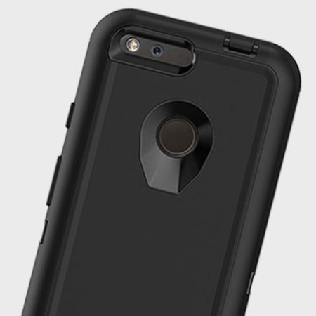 buy popular f09a4 a425f OtterBox Defender Series Google Pixel XL Case - Black