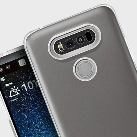 Zizo LG V20 Gel Case - Clear