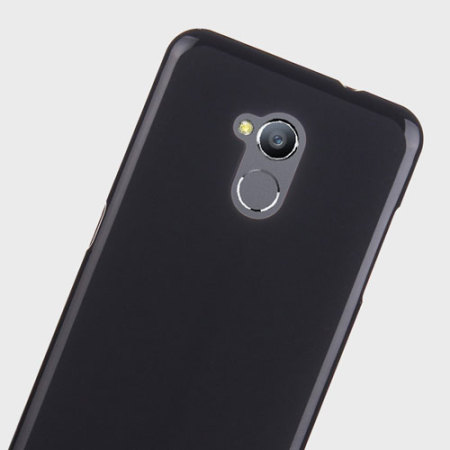Olixar FlexiShield ZTE Blade V7 Lite Case - Smoke Black