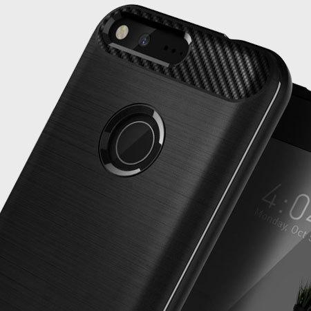 check out eee80 29802 Caseology Vault Series Google Pixel XL Case - Matte Black