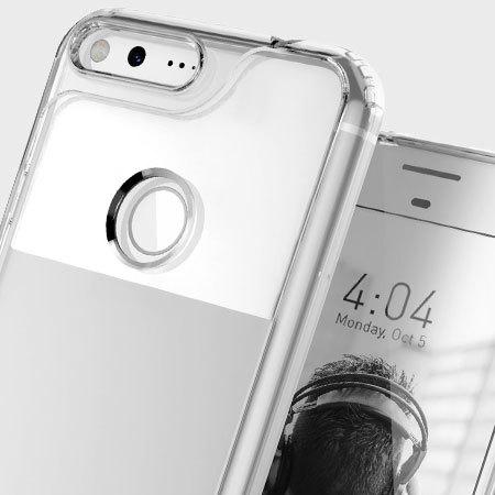 Caseology Waterfall Series Google Pixel XL Case - Clear
