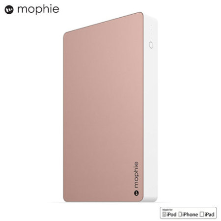 Mophie Powerstation XXL 20,000mAh Power Bank - Rose Gold