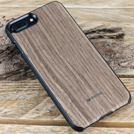 funda iphone 7 plus madera