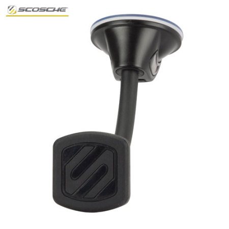 Scosche MagicMount Dash & Window Smartphone Magnetic Car Holder- Black