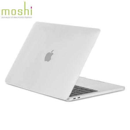 timeless design b9212 1b700 Moshi iGlaze MacBook Pro 13 without Touch Bar Hard Case - Clear