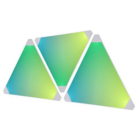 LED Nanoleaf Aurora Smart Panels - Pack de 3