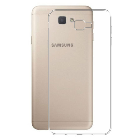 premium selection 9c309 59114 Olixar Ultra-Thin Samsung Galaxy J7 Prime Case - 100% Clear
