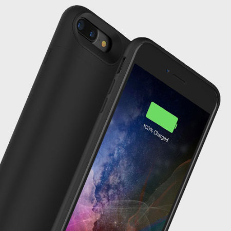buy online baeea 82e4d Mophie MFi iPhone 7 Plus Juice Pack Air Battery Case - Black