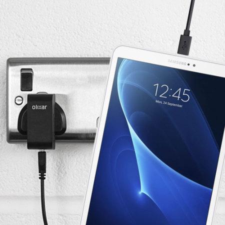 Olixar High Power Samsung Galaxy Tab A Charger - Mains