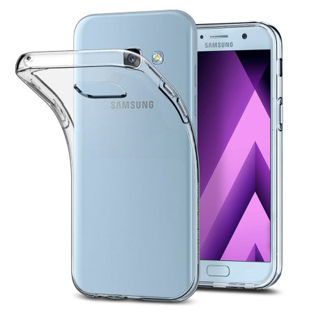 best service d34c3 d8ddc Olixar Ultra-Thin Samsung Galaxy A3 2017 Case - 100% Clear