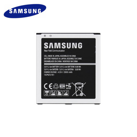 Official Samsung Galaxy J3 2016 Battery EB-BG530CBE - 2600mAh