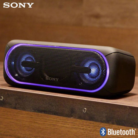 Sony SRS-XB40 Portable Bluetooth Lightshow Speaker