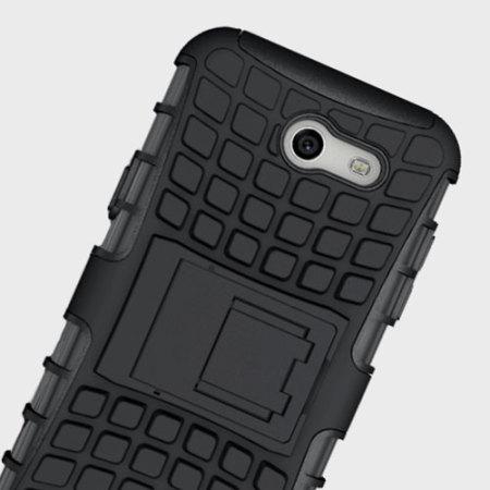 Olixar ArmourDillo Galaxy J3 2017 Protective Case - Black - US Version