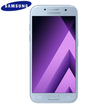SIM Free Samsung Galaxy A3 2017 Unlocked - 16GB - Blue