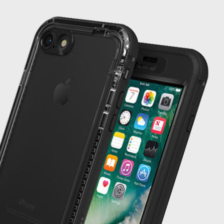 newest b412e 261a4 LifeProof Nuud iPhone 7 Tough Case - Black