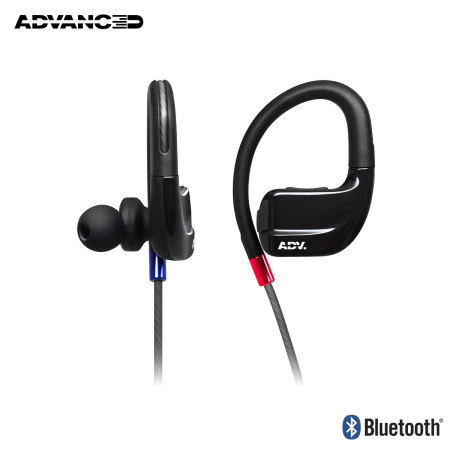 ecouteurs intra auriculaires bluetooth advanced sound evo. Black Bedroom Furniture Sets. Home Design Ideas