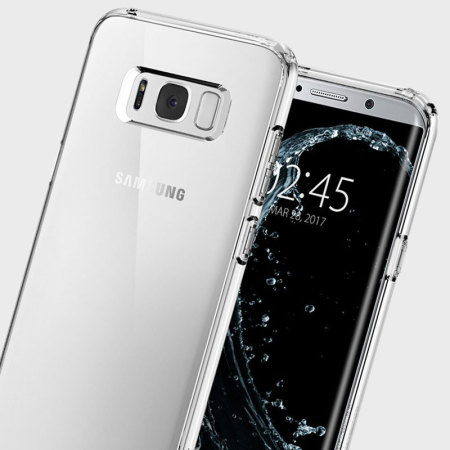 coque samsung galaxy s8 transparente