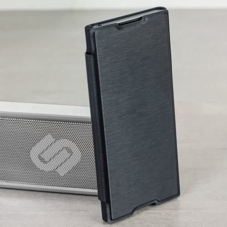 Roxfit Urban Book Sony Xperia XA1 Slim Case - Black