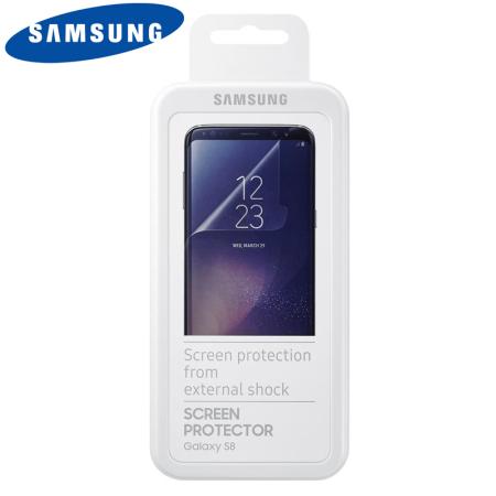 Protector de Pantalla Oficial de Samsung para el Galaxy S8