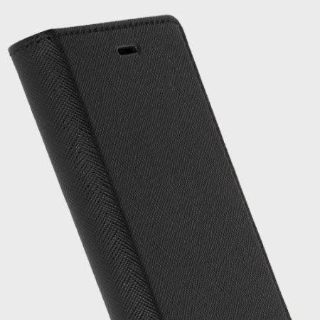 Krusell Malmo Sony Xperia XA1 Folio Case - Black
