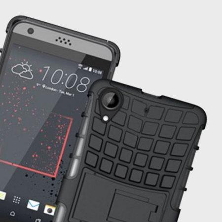 Olixar ArmourDillo HTC Desire 650 Case - Black