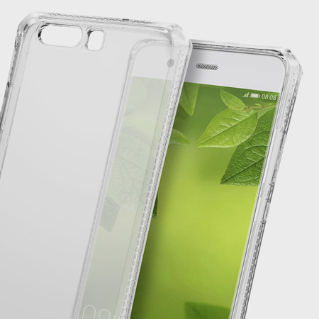 ITSKINS Spectrum Huawei P10 Gel Case - Clear