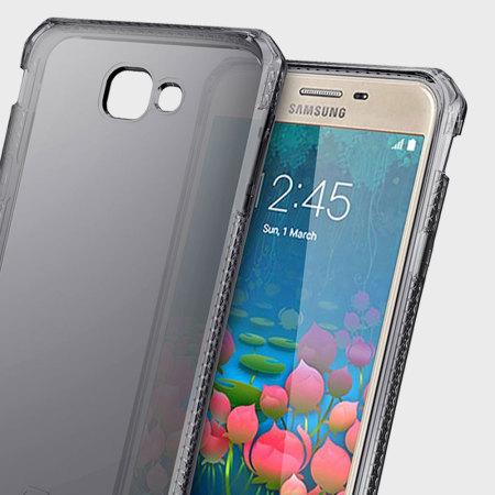 low cost f4da5 d5bea ITSKINS Spectrum Samsung Galaxy J5 Prime Gel Case - Smoke Black