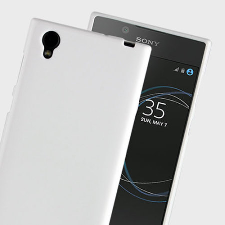coque sony xperia l1 roxfit soft en gel blanche avis. Black Bedroom Furniture Sets. Home Design Ideas