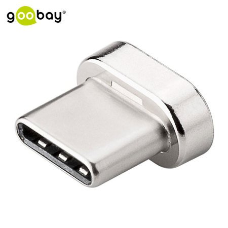 Goobay Ersatz-USB-C-Magnetverbinder-Spitze
