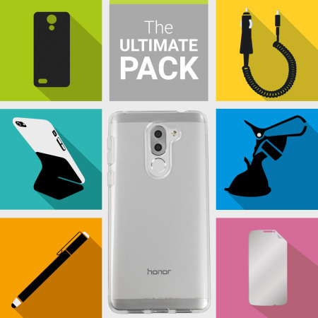 The Ultimate Huawei Honor 6X Accessory Pack