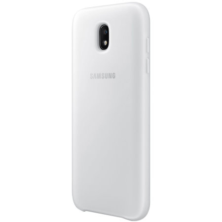 Official Samsung Galaxy J5 2017 Dual Layer Cover Case - White
