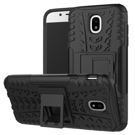 db6c5d2165b Olixar ArmourDillo Samsung Galaxy J5 2017 Protective Case - Black
