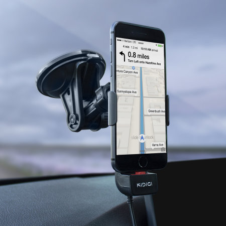 Kidigi iPhone 7 / 7 Plus Car Mount Kit
