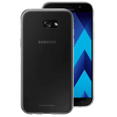 huge discount 121cd 636fd Official Samsung Galaxy A7 2017 Clear Cover Case